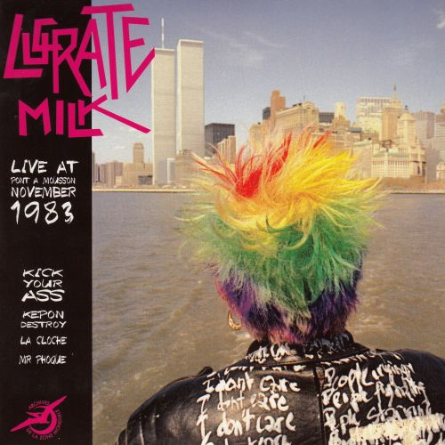 Lucrate Milk - Live at Pont A Mousson (EP)